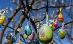 Светлого праздника Пасхи!