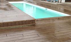 Инженерное решение по накрытию бассейна