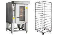 Колеса для хлебопекарен и промышленных печей