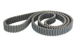 Ремни зубчатые двусторонние метрические неопреновые