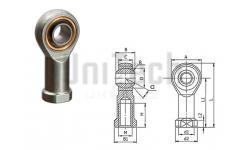Шарнирная головка SI 10-1 T/K CRAFT