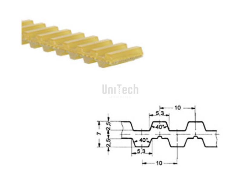 Ремень зубчатый D-T10 1700 (z=170) Optibelt