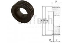 Шкив клиновой SPA 063/2 TB 1008