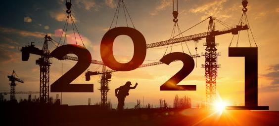 New Year 2021!
