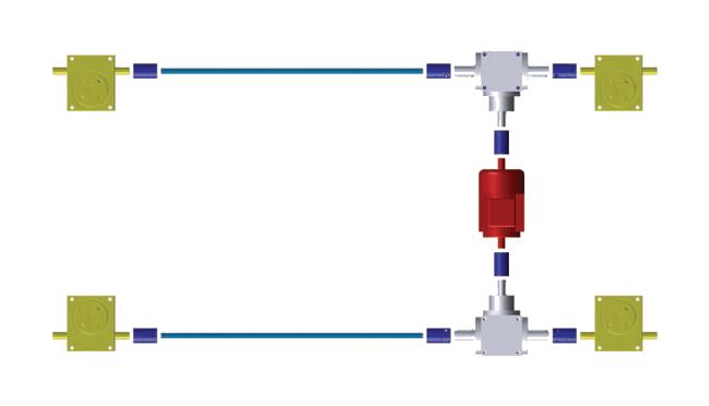 Cхема подключения 4.1