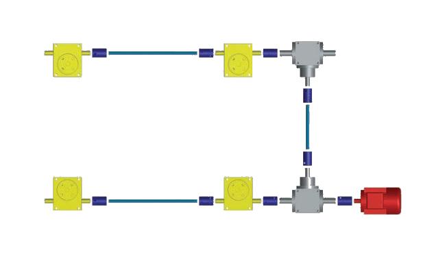 Cхема подключения 4.5