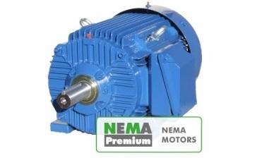 Электродвигатели NEMA