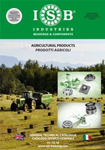 Сельскохозяйственные подшипники ISB
