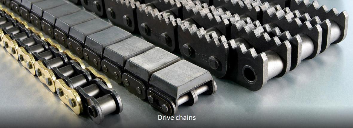 Конвейерные цепи KettenWulf