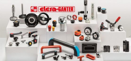 Продукция ELESA+GANTER