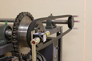 Laser pointer 2. Измеритель несоосностей шкивов.