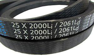 Ремень клиновой. Обозначение по DIN 2215