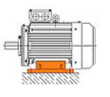 Модификации электродвигателей IM 1081