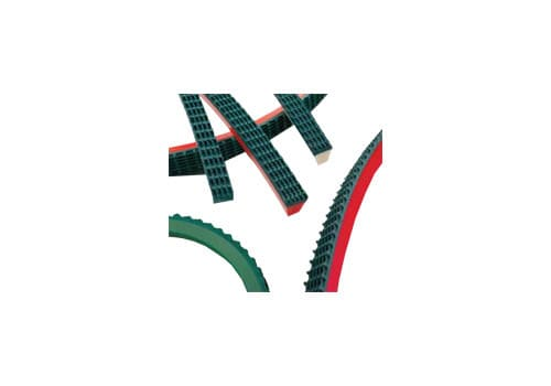 ремень полиуретановый клиновой с покрытием